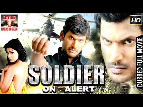 Soldier On Alert l 2016 l South Indian Movie Dubbed Hindi HD Full Movie