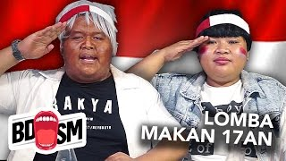 Blindfold Challenge (Lomba Makan 17an) | BDSM #12