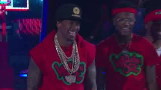 Karlous Miller Leaves Nick Cannon Running For Cover  ft  Goodie Mob   Wild  N Out   #GotDamned