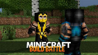 Minecraft: O BUILDÃO MAIS VIOLENTO! (BUILD BATTLE)