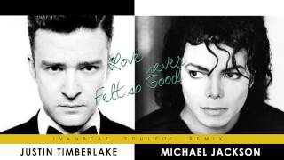 Michael Jackson feat. Justin Timberlake - Love Never Felt So Good (Ivanbeat Soulful Remix)