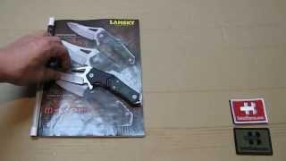 lansky responder quick action knife / willumsen design