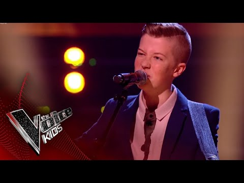 Xxx Mp4 Harry Performs Forever Young The Semi Final The Voice Kids UK 2018 3gp Sex