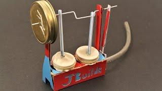 DIY Balloon Engine - Homemade Air Engine