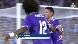 Les 10 plus beaux buts de Real Madrid phase aller saison 2016 / 2017