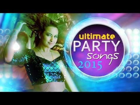 Ultimate BOLLYWOOD PARTY SONGS 2015 | Non Stop HINDI PARTY SONGS | INDIAN PARTY SONGS |T-Series