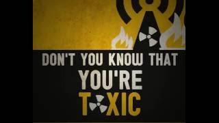 Britney Spears - Toxic (Lyrics Video)