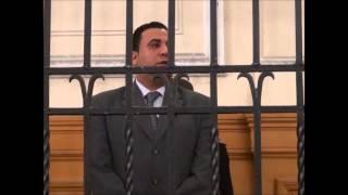 صدمة ضابط أمن الدولة قاتل السيد بلال بعد الحكم عليه 15 سنة