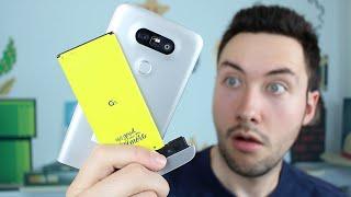 Test LG G5 : 1er Smartphone Modulaire en Aluminium