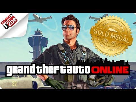 Xxx Mp4 GTA V Online Flight School Help Collect Flags Earn A Gold Medal 3gp Sex