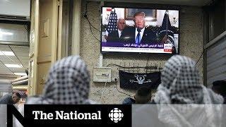 Trump: Jerusalem is Israel