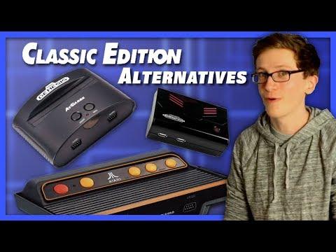 NES and SNES Classic Alternatives - Scott The Woz