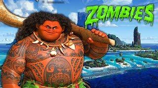 MOANA ZOMBIES (Black Ops 3 Zombies)