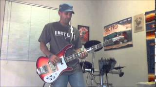 Natural One by Folk Implosion Bass Cover