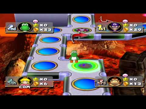 Mario Party 4 Bowser s Gnarly Party Part 1