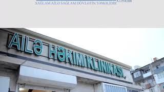 Ailə Həkimi Klinikası