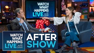 After Show: Sarah Jessica Parker Commends Cynthia Nixon's Run   WWHL