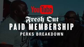 Paid Membership Breakdown