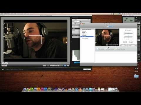 Use Canon DSLR as Webcam
