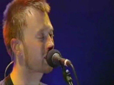 Radiohead - Paranoid Android live at the BBC studios