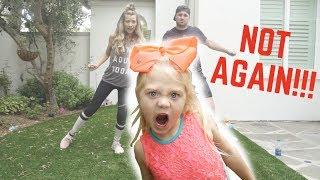 ANGRY 4 YEAR OLD EVERLEIGH TEACHES US YOGA (HILARIOUS!)