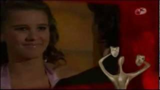 Paulina Goto en Los Premios TVyNovelas 2010 Presentacion