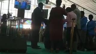 Bishop Harrison Ng'ang'a Ordaining God's Servants