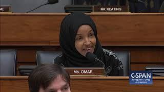 Word for Word: Exchange between Rep. Ilhan Omar and Elliott Abrams (C-SPAN)