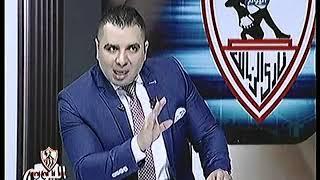 ك. رضا عبد العال: انا عندي انتماء للنادي الاهلي لسبب واحد
