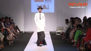 GTBank Lagos Fashion & Design Week 2014 - Mai Atafo