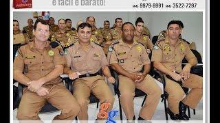 Reunião entre comandantes do 7º Batalhão da PM foi realizada em Goioerê