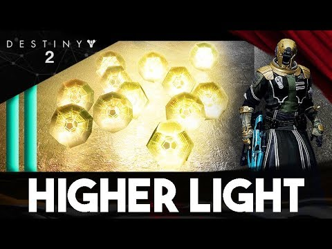 The Complete Guide To HIGHER LIGHT - Don't Get Stuck And Level Quickly - Destiny 2