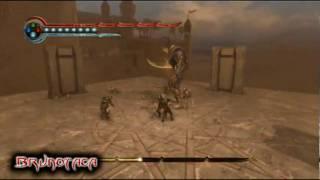 Prince of Persia The Forgotten Sands Walkthrough 10 Ratash boss