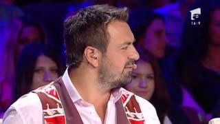Moldoveni la X-Factor Romania(Pizdetz)