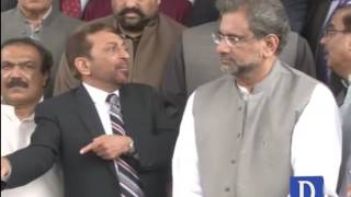 MQM Pakistan will support Khaqan Abbasi