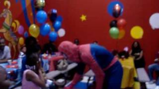 Happy Birthday Song with Spider-man!