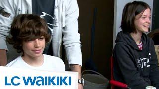 LC Waikiki Genç Çocuk 2012 Çekimleri