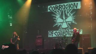 Corrosion Of Conformity  Holier Roadburn 2011