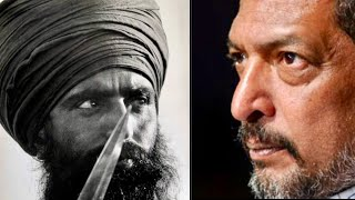 Nana Patekar Support Khalsa Government ( Khalistan ) Justice ,Equality, Home & Education For All.