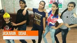 Pappleen   Bhangra    Choreography