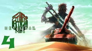 Metal Max Xeno Walkthrough Gameplay Part 4 - No Commentary (PS4 PRO)