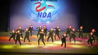 West Springfield Dance Team 2016 hip hop