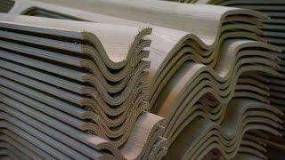 RIGA ChAIR: molded plywood in Latvia