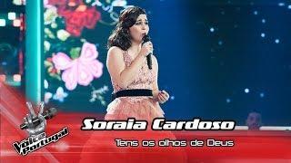 "Soraia Cardoso - ""Tens os olhos de Deus"" | Final | The Voice Portugal"