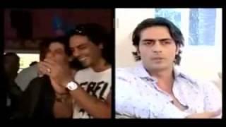 Shahrukh Khan and Arjun Rampal - Touch My Body