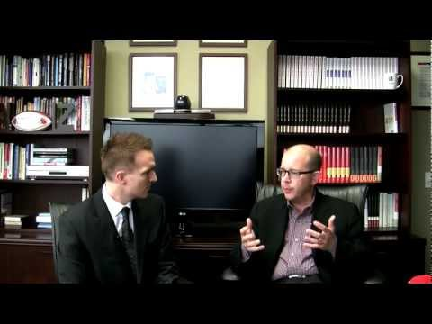 watch Gallup Consulting - Cameron Rich visits the Irvine office to speak with Managing Partner Larry Emond