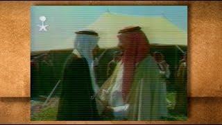 من قديم التلفزيون السعودي  بعد  تحرير الكويت :    محمد عبده  ...  مدها يمناك