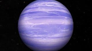 Le prime nuvole d'acqua extra solari