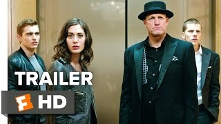 Now You See Me 2 Official Trailer 1 2015 Woody Harrelson Daniel Radcliffe Movie HD