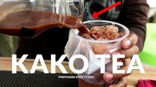 SEGER DAN ENAK !! THAI TEA YG VIRAL DI PONTIANAK | PONTIANAK STREET FOOD #121